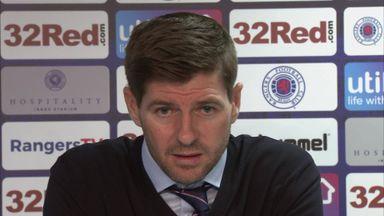 Gerrard: Don't judge us yet