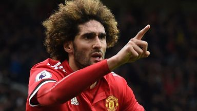 Is Fellaini United's secret weapon?