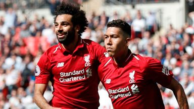 Tottenham 1-2 Liverpool