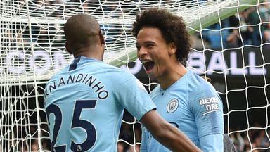 Man City 3-0 Fulham