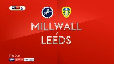 Millwall 1-1 Leeds