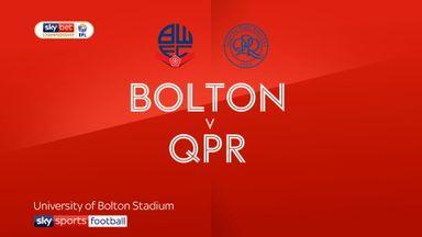 Bolton 1-2 QPR