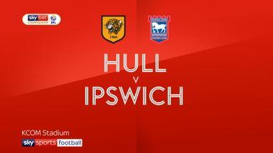 Hull 2-0 Ipswich