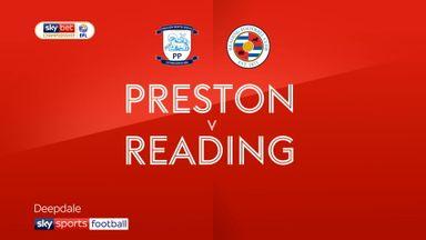 Preston 2-3 Reading