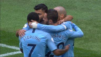 Silva finishes superb City move