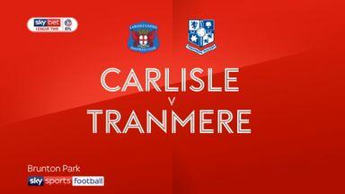 Carlisle 0-2 Tranmere