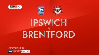 Ipswich 1-1 Brentford