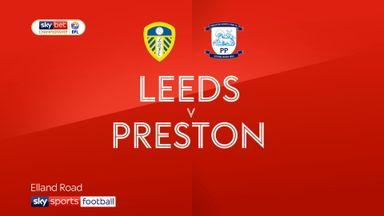 Leeds 3-0 Preston