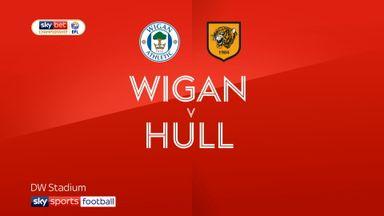 Wigan 2-1 Hull