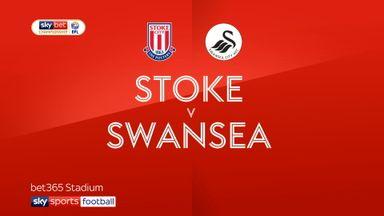 Stoke 1-0 Swansea