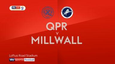 QPR 2-0 Millwall