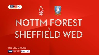 Nott'm Forest 2-1 Sheffield Wed