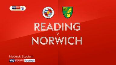 Reading 1-2 Norwich