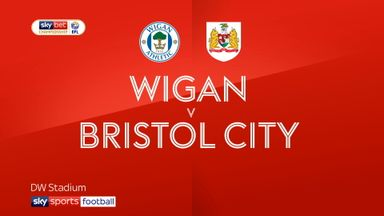 Wigan 1-0 Bristol City