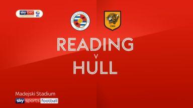 Reading 3-0 Hull