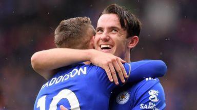 Leicester 3-1 Huddersfield