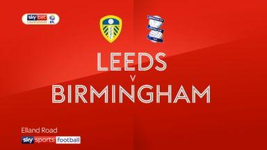 Leeds 1-2 Birmingham