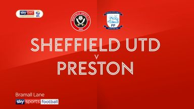 Sheffield Utd 3-2 Preston
