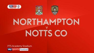 Northampton 0-0 Notts County