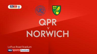 QPR 0-1 Norwich