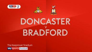 Doncaster 2-1 Bradford