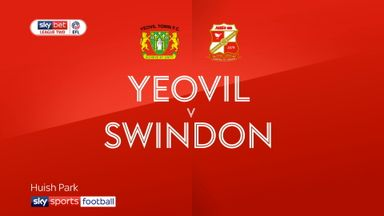Yeovil 0-3 Swindon