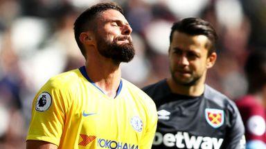 West Ham 0-0 Chelsea