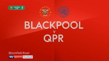 Blackpool 2-0 QPR