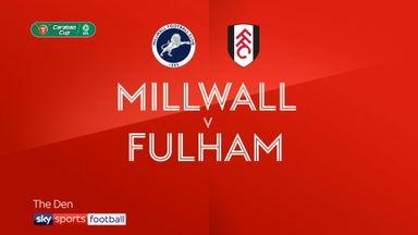 Millwall 1-3 Fulham