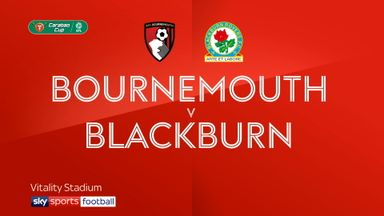Bournemouth 3-2 Blackburn