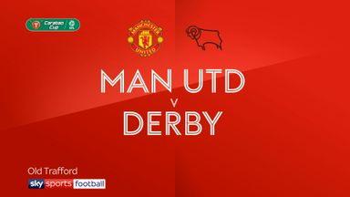 Man Utd 2-2 Derby (7-8 pens)