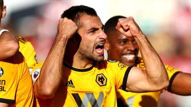 Wolves 2-0 Southampton