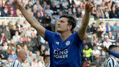 Newcastle 0-2 Leicester