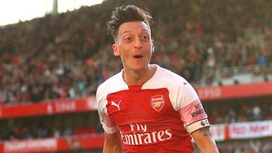Arsenal 2-0 Watford