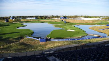 Take a tour of Le Golf National!