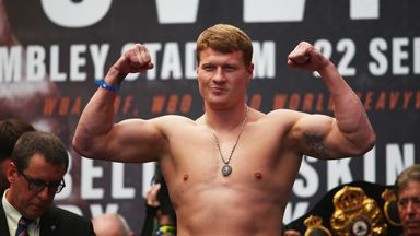 Povetkin:  I will give everything
