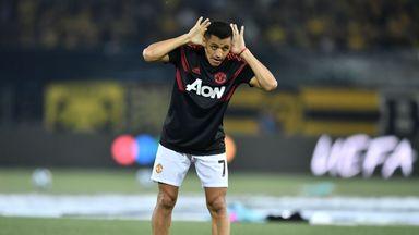 Mourinho: Sanchez can step up