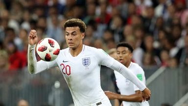 Southgate: Alli should be fit for Spurs