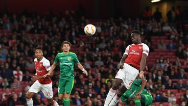 'Arsenal need to address half-empty stadium'