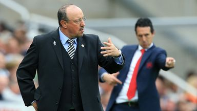 Thommo surprised by Benitez's subs