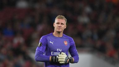 Emery: Leno will get chances