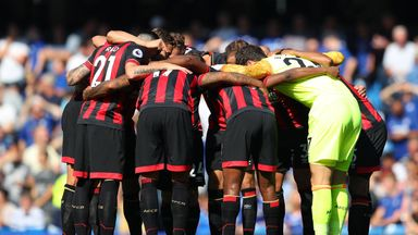 Howe: Bournemouth team spirit 'special'