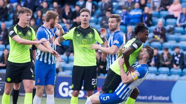 Celtic defence 'found out' by Killie