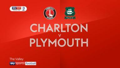Charlton 2-1 Plymouth