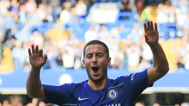 'Hazard could score 40 at Liverpool, City'