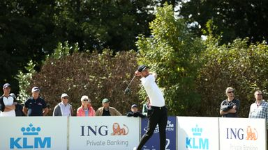Wood edges ahead at KLM Open