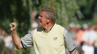 Ryder Cup moments: Monty's winning point