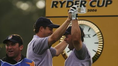 Ryder Cup moments: Casey's hole-in-one