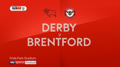 Derby 3-1 Brentford
