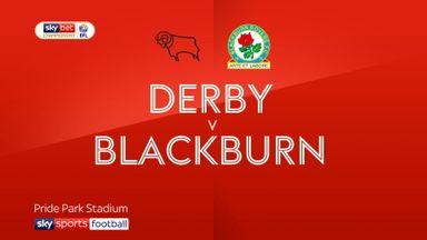 Derby 0-0 Blackburn